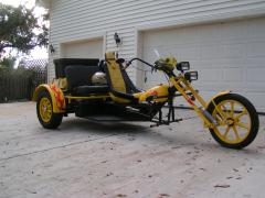 My First Vw Trike