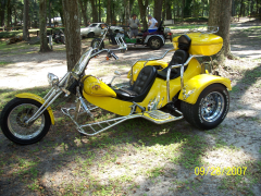 2007 Florida State Trike In