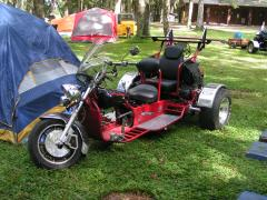 2009 Florida State Trike In