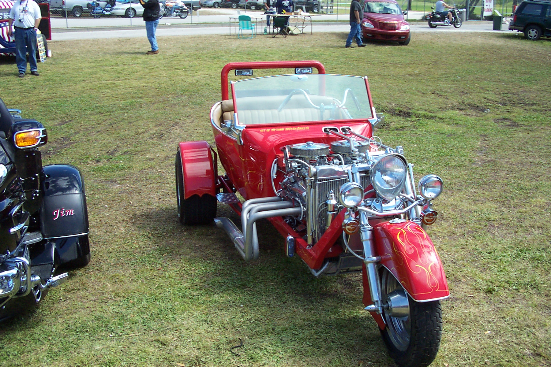 V8 Trikes And Custom Trike Kits Supertrike V 8 Powered